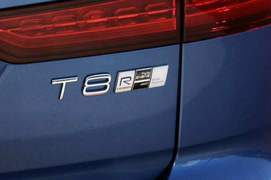 2019 MY20 Volvo V60 F-Series T8 R-Design Wagon Image 4