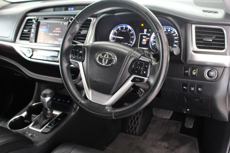 2014 Toyota Kluger GSU55R GRANDE Suv Image 7