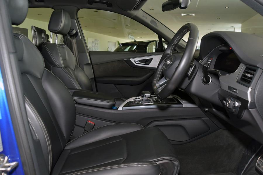 2017 Audi Q7 4M MY17 TDI Suv Mobile Image 11