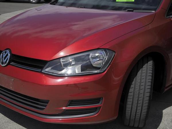 2013 Volkswagen Golf 7 90TSI Comfortline Hatchback image 7