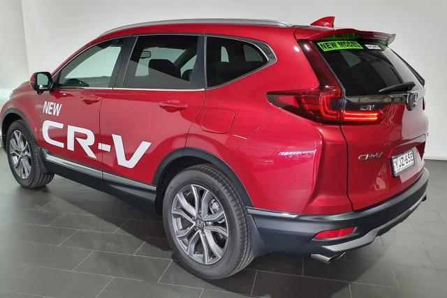 2020 Honda CR-V Suv Image 5