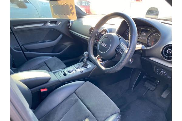 2014 MY15 Audi A3 8V  Ambition Sedan Image 5
