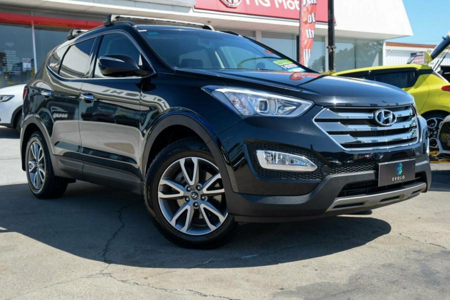 2012 MY13 Hyundai Santa Fe DM MY13 Elite Suv