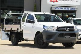 Toyota Hilux Workmate 4x2 GUN122R