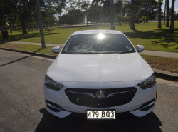 2018 Holden Commodore ZB LT Hatch