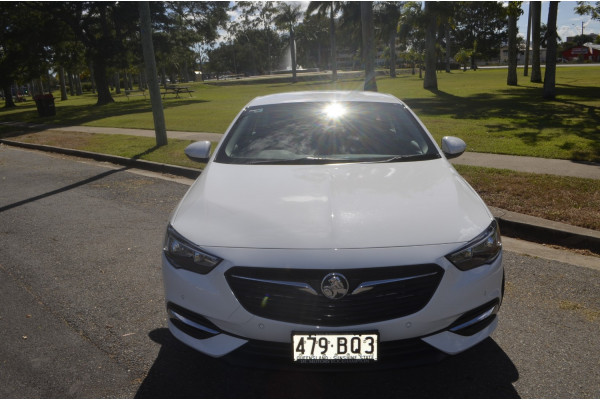 2018 Holden Commodore ZB LT Hatch Image 2