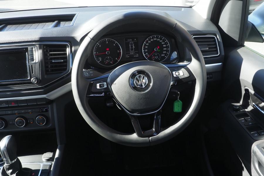 2018 MY19 Volkswagen Amarok 2H MY19 TDI550 Utility Image 7