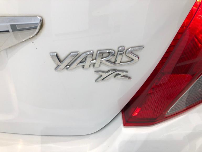 2013 Toyota Yaris NCP130R YR Hatchback Image 12