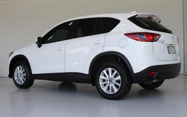 Mazda Cx-5 MAXX KE1031 MY13