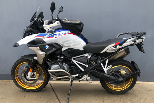 2019 BMW R1250GS Rally X Motorcycle Image 4