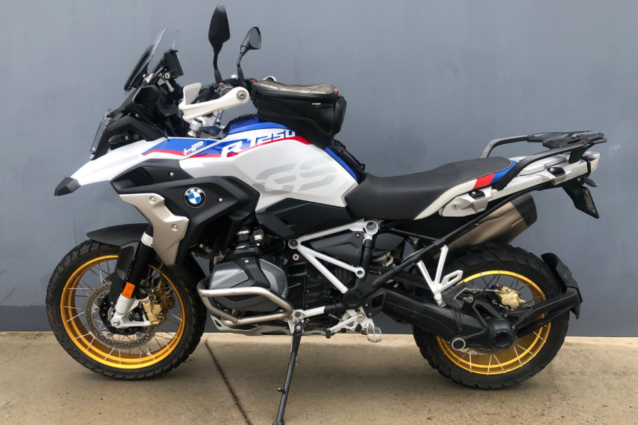 2019 BMW R1250GS Rally X Motorcycle