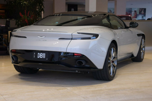 2017 Aston martin Db11 Coupe Image 2