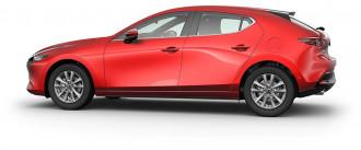 2021 Mazda 3 BP G20 Pure Hatchback image 20
