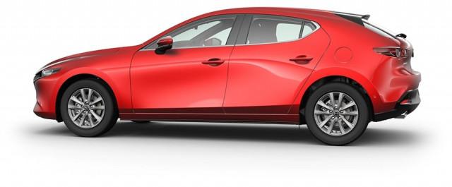 2021 Mazda 3 BP G20 Pure Hatchback Mobile Image 20