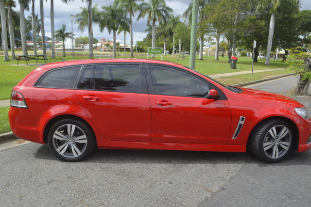 2014 Holden Commodore VF SV6 Wagon Image 3