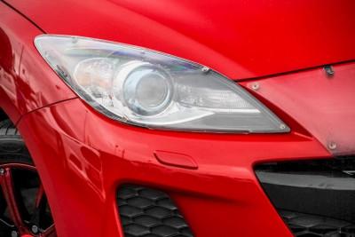 2012 MY13 Mazda 3 Hatchback