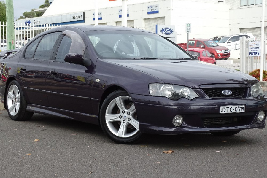 Used 2005 Ford Xr6 Turbo #U88316 Woden - John McGrath Ford
