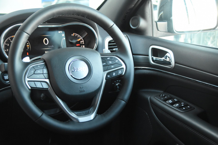 2019 Chrysler Grand Cherokee LIMITED 4x4 3.0LT/D 8Spd Auto Wagon Image 9