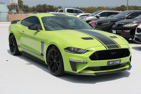 2019 MY20 Ford Mustang FN R-SPEC Coupe