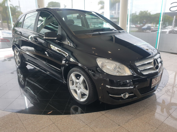 2011 Mercedes-Benz B-class W245 MY11 B180 CDI Hatchback