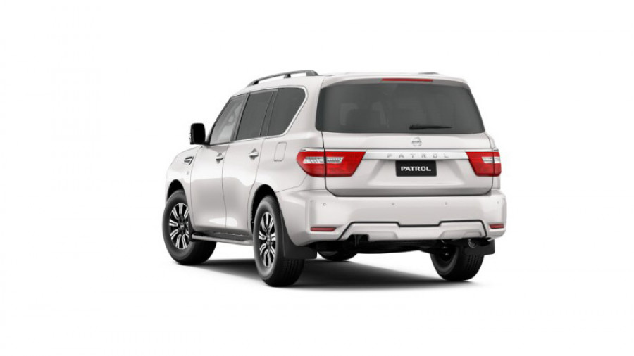 2020 Nissan Patrol Y62 Series 5 Ti-L Suv Image 24