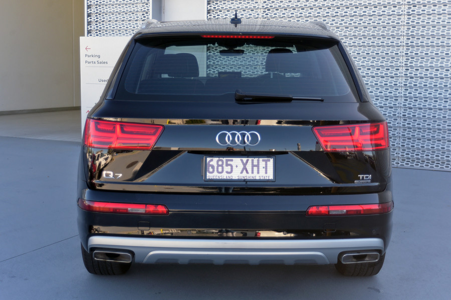 2015 MY16 Audi Q7 4M MY16 TDI Suv Mobile Image 5