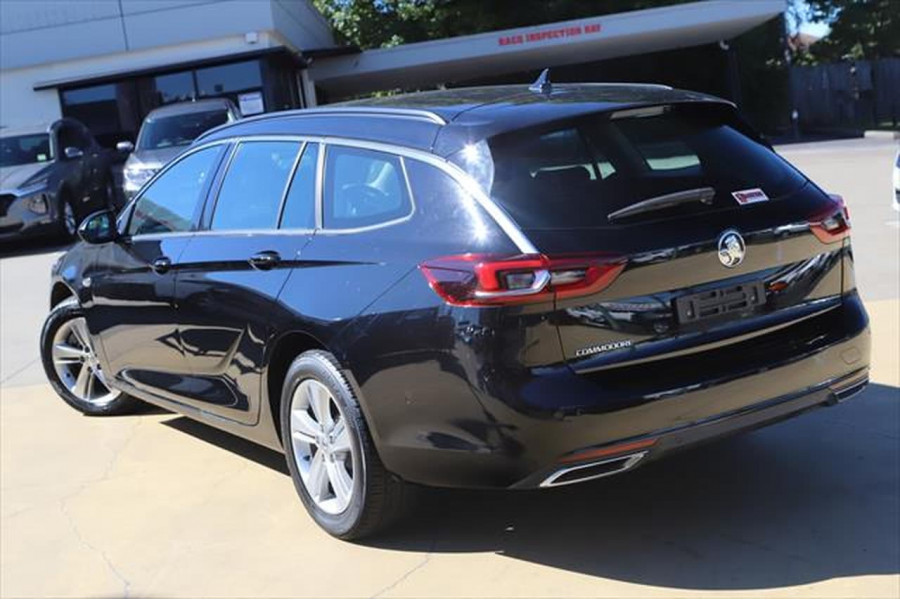 2017 Holden Commodore ZB MY18 LT Wagon