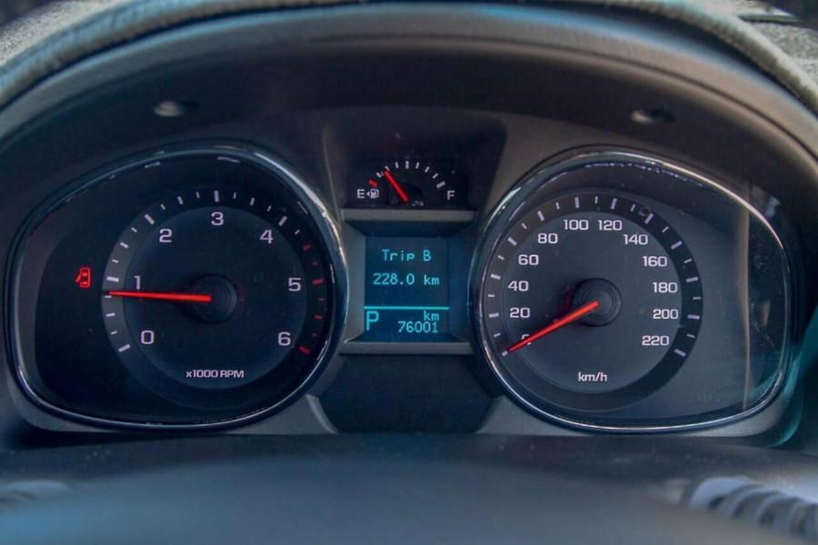2016 Holden Captiva CG MY16 7 LTZ (AWD) Suv Image 15