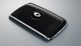 Key cover - Glossy Black