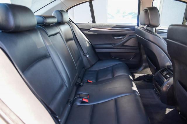 2012 BMW 5 Series F10 MY12 520d Sedan Image 22