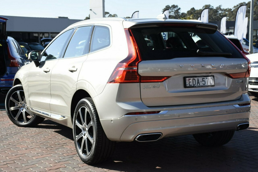 2018 MY19 Volvo XC60 UZ D4 Inscription Suv Mobile Image 3