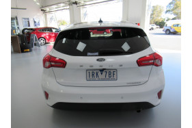 2019 MY19.25 Ford Focus SA 2019.25MY TITANIUM Hatchback Image 5