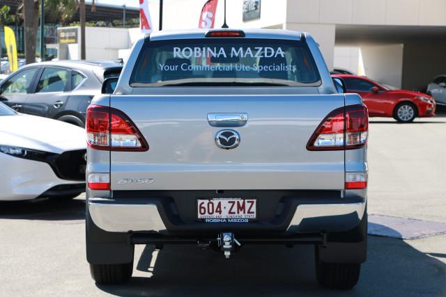 2019 Mazda BT-50 UR 4x2 3.2L Dual Cab Pickup XTR Utility