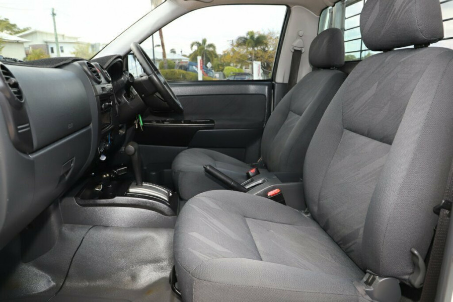 2009 Holden Colorado RC MY09 LX 4x2 Cab chassis