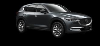 2020 Mazda CX-5 KF Akera Suv image 7