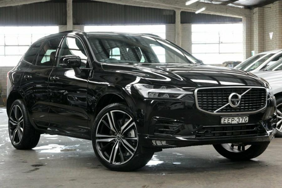 2019 MY20 Volvo XC60 UZ T6 R-Design Suv Mobile Image 1