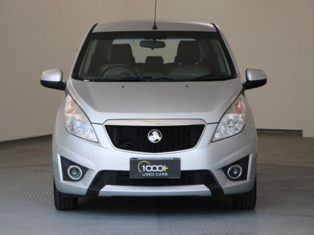 2010 MY11 Holden Barina Spark MJ MY11 CDX Hatch