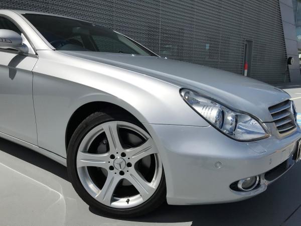 2008 MY09 Mercedes-Benz Cls-class C219 MY09 CLS500 Sedan