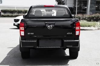 2021 Mazda BT-50 TF XT 4x4 Dual Cab Chassis Utility Image 3