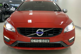 2014 Volvo V60 (No Series) T6 R-Design Wagon