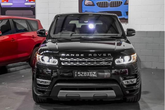 2016 Land Rover Range Rover Sport L494 MY16.5 SDV6 Autobiography Suv