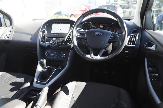2016 Ford Focus LZ Sport Hatchback Image 12