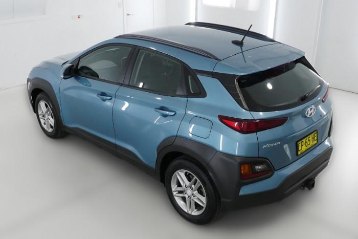 2017 MY18 Hyundai Kona OS Active Suv Image 25