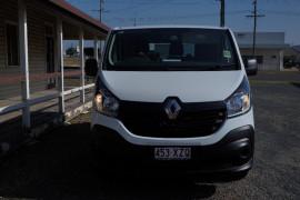 Renault Trafic Short Wheelbase Single Turbo L1H1