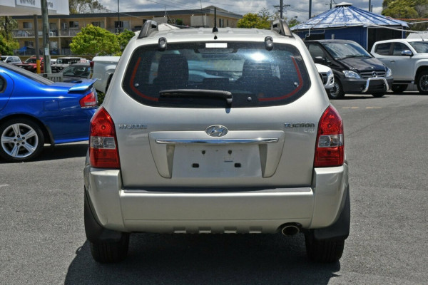 2009 Hyundai Tucson JM MY09 City SX Suv Image 4