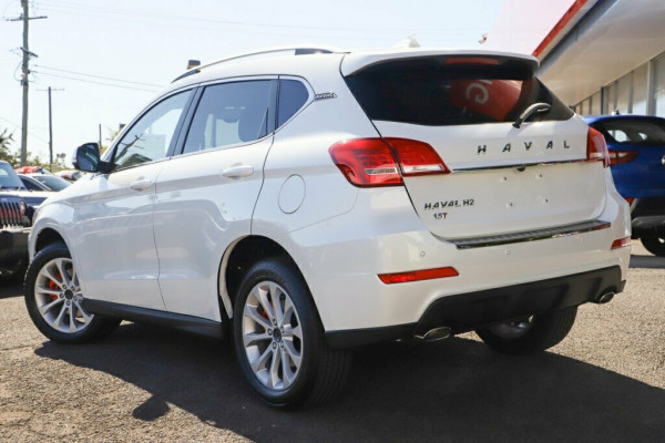 2019 MY20 Haval H2 Lux Suv Image 2