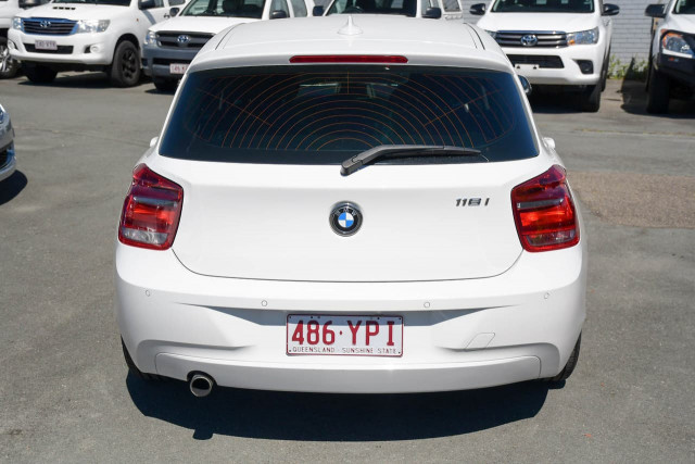 2012 BMW 1 Series F20 116i Hatchback Image 5