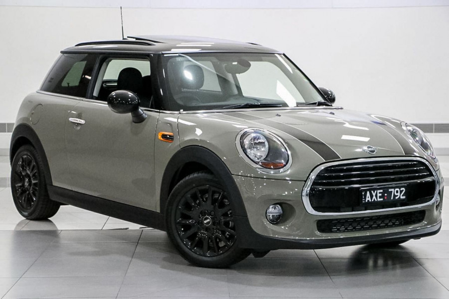 2018 Mini F56 3dr Hatch Cooper