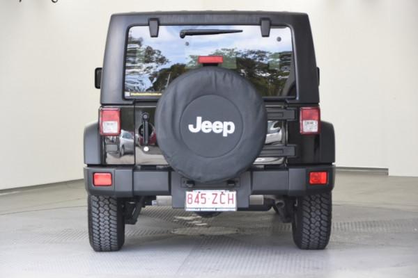 2015 MY16 Jeep Wrangler JK MY2016 Sport Softtop Image 4