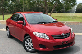 Toyota Corolla Ascent ZRE152R MY09